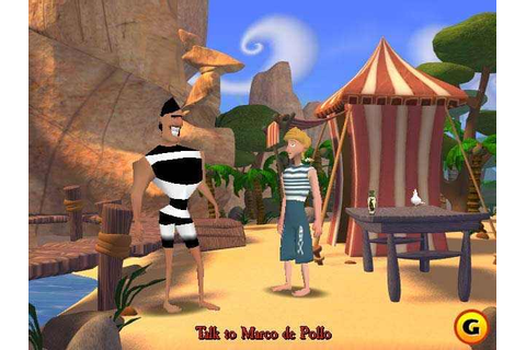 Escape from Monkey Island Download Free Full Game | Speed-New
