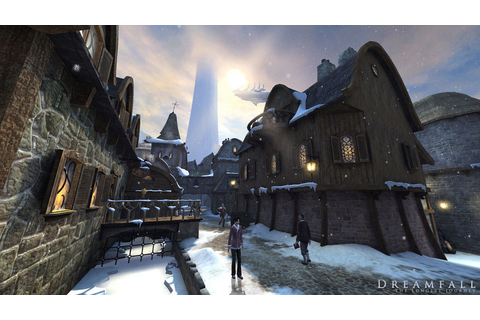 Dreamfall: The Longest Journey on Steam