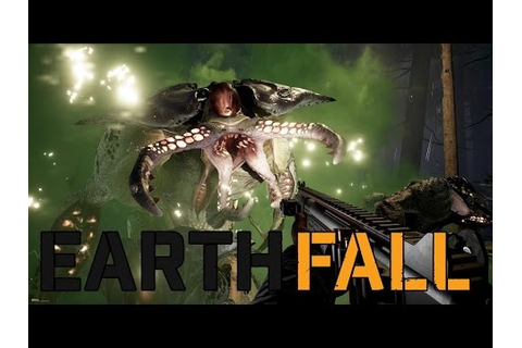 Earthfall - FPS Co-op Game coming soon! - YouTube