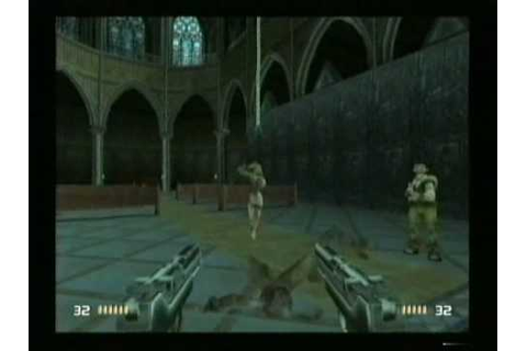 Classic Game Room HD - TIME SPLITTERS 2 on Nintendo ...