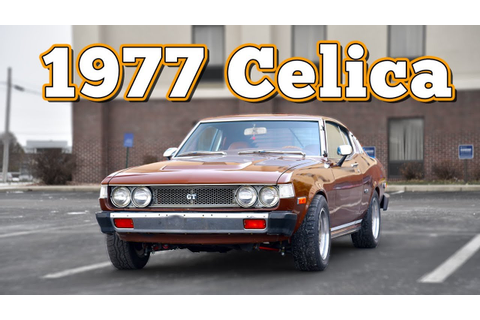 1977 Toyota Celica GT: Regular Car Reviews - YouTube