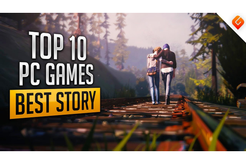 Top 10 PC Games with The Best Story | Part 1 - YouTube