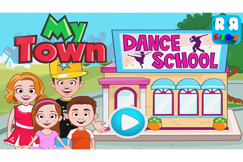 My Town Games ltd School