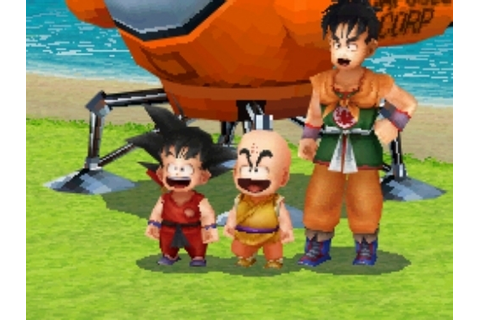 Dragon Ball - Origins 2 (E) ROM