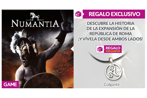 Numantia para PS4 y PC con regalo exclusivo en GAME ...