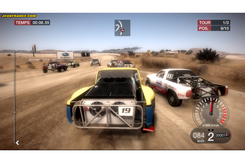 Pc game: DIRT Showdown