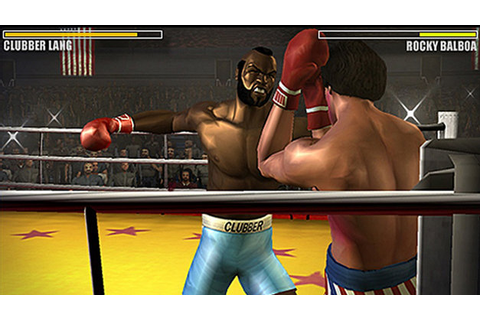 Rocky Balboa Game | PSP - PlayStation