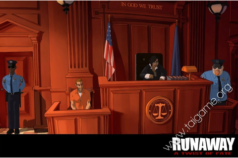 Runaway 3: A Twist of Fate - Download Free Full Games ...