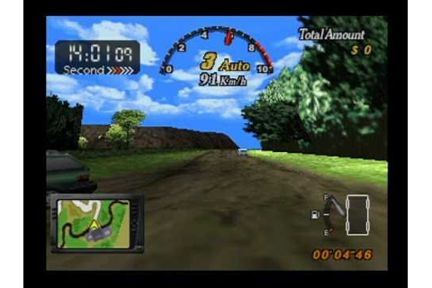 Playstation - Runabout 2 mission #2,#10,#12 Fast gameplay ...