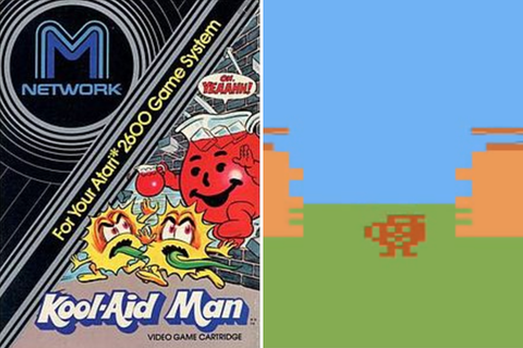 'Kool-Aid Man' Was The Best Video Game Ever... In The 80s ...