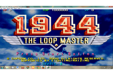 "Download Free Games "" 1944: The Loop Master "" and Play in ..."