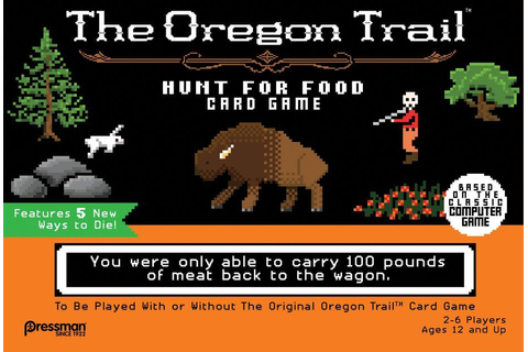 The Oregon Trail Game Online Unblocked | gamewithplay.com