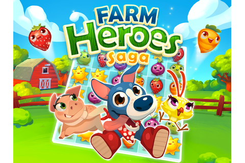 Farm Heroes Saga – Applications Android sur Google Play