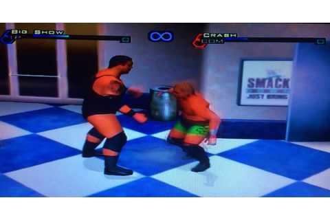 GAME REVIEW: WWF Smackdown: Just Bring It - PS2 ~ Retro ...