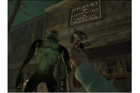 Call of Cthulhu: Dark Corners of the Earth (2005) by ...