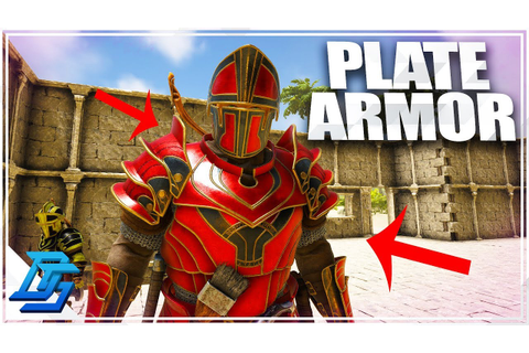 NEW PLATE ARMOR, GLIDER SUIT! - Atlas Gameplay Part 21 ...
