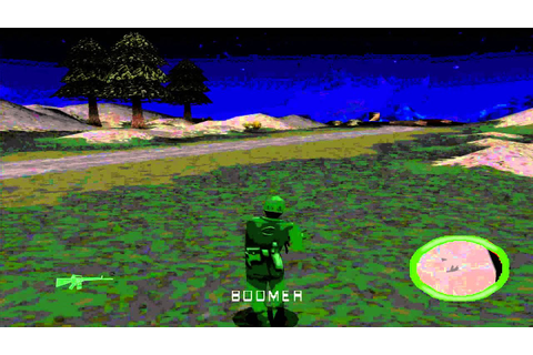 PS1 Army Men Team Assault Gameplay HD - YouTube