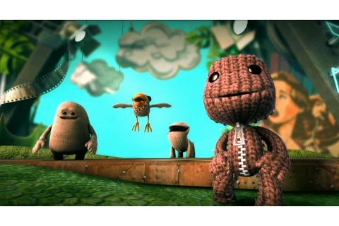 Little Big Planet 3 announced! « Pyrosmania Games
