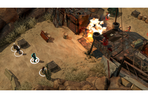 Wasteland 2 Director's Cut | Deep Silver