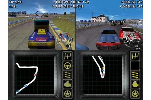 Race Driver: Create & Race for Nintendo DS Announced by ...