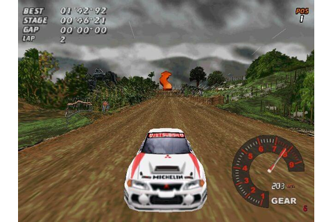 Download V-Rally: Edition 99 (Windows) - My Abandonware