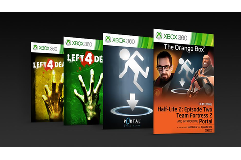 Half-Life 2: The Orange Box, Left 4 Dead, More Have Been ...
