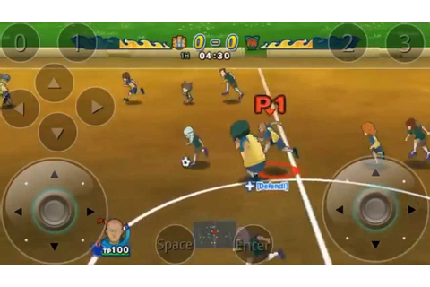 Download Game Inazuma Eleven Strikers 2013 Pc - lostel