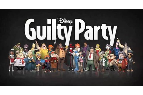 Co-Optimus - News - Disney Guilty Party Brings Crime ...