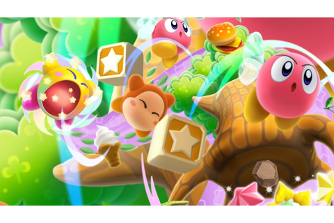 Kirby: Triple Deluxe review | GamesRadar+