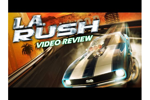 L.A. Rush - Review Every Game I Own Challenge [PS2 - YouTube