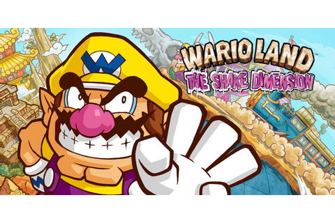Wario Land: The Shake Dimension | Wii | Giochi | Nintendo