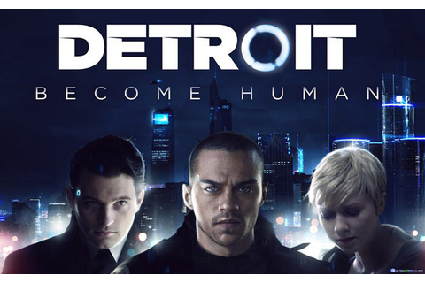 Detroit: Become Human Game HD Backgrounds | Games Wallpapers