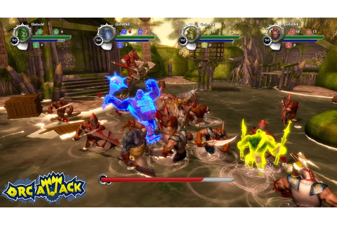 Orc Attack: Flatulent Rebellion (Video Game Review ...