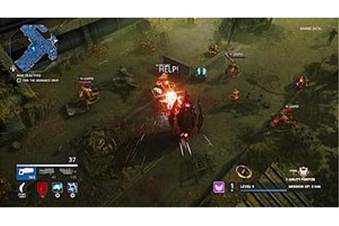 Alienation (video game) - Wikipedia