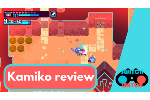 Kamiko Nintendo Switch Video Review - YouTube