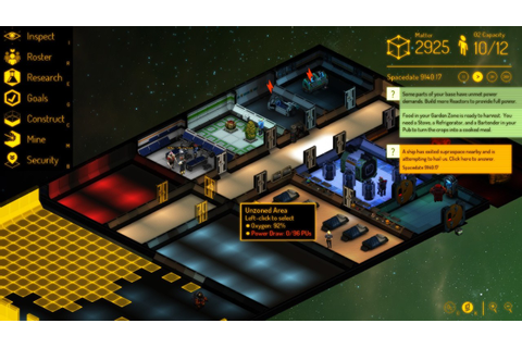 Spacebase DF-9 PC Steam Review | Games That I Play
