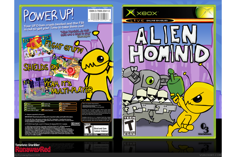 Alien Hominid Game | www.pixshark.com - Images Galleries ...
