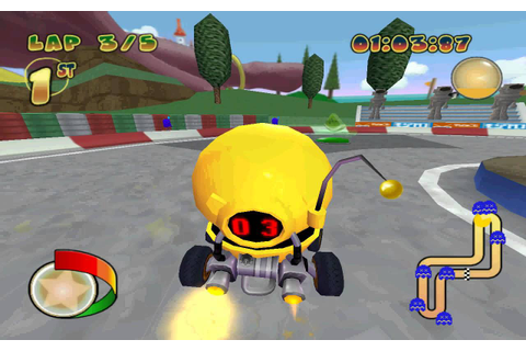 Pac-Man World Rally - Full Version Games Download ...