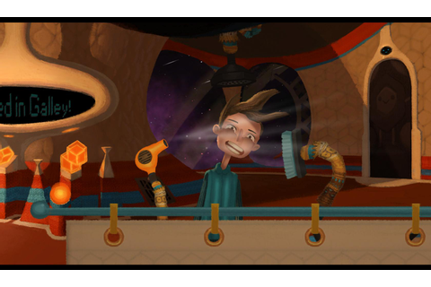 Broken Age - a new adventure game by Tim Schafer and ...