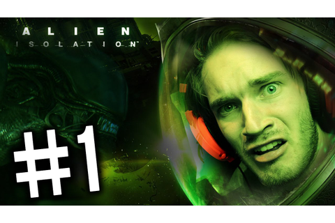 Alien: Isolation - Gameplay - Part 1 - (Playthrough ...