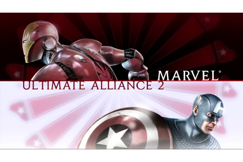 Marvel: Ultimate Alliance 2 video game