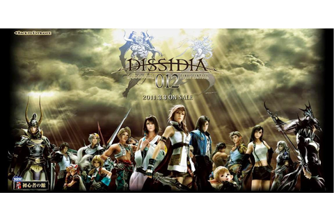 Dissidia 012 Final Fantasy PSP PPSSPP ISO Rom for Android ...