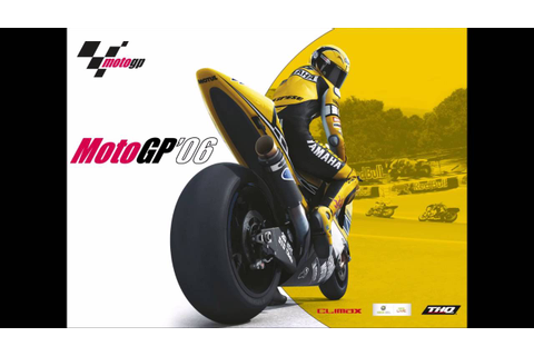 MotoGP '06 - XBox 360 - Soundtrack - Frontend - YouTube