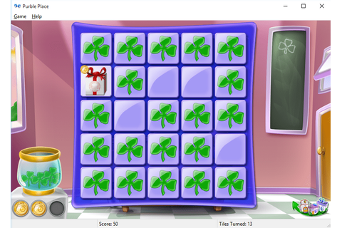 Play Purble Pairs Purble Place game on Windows 10 A ...