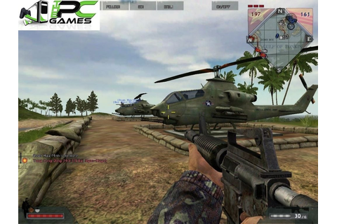 Battlefield Vietnam PC Game Free Download Full Version