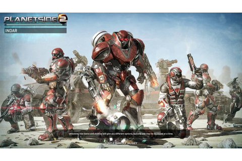 Planetside 2 Multiplayer PC gameplay 1080p High - YouTube