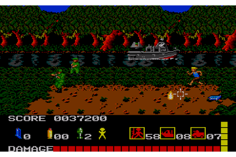Operation Wolf | Retro Gamer