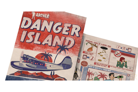 Get An Archer: Danger Island Exclusive Gift if You Order ...