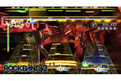 Amazon.com: Rock Band 2 - Playstation 3 (Game only ...
