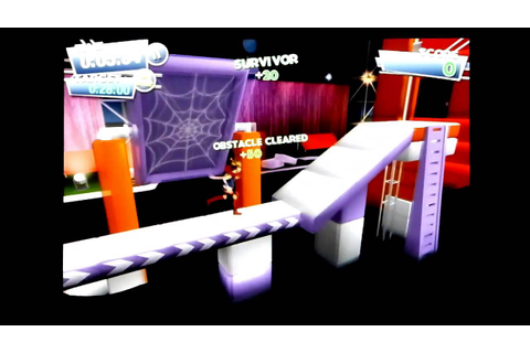 WipeOut: The Game - Trick or Treat? (Wipeout Zone) - YouTube